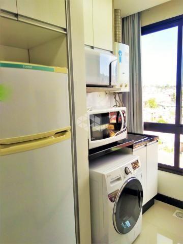 Apartamento à venda com 1 dormitórios em Progresso, Bento gonçalves cod:9888930 - Foto 9