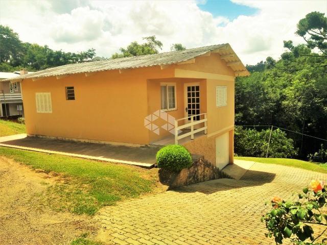 Casa à venda com 3 dormitórios em Vinosul, Bento gonçalves cod:9889739