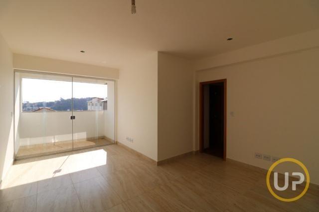 Apartamento à venda com 3 dormitórios em Alto caiçaras, Belo horizonte cod:UP7124