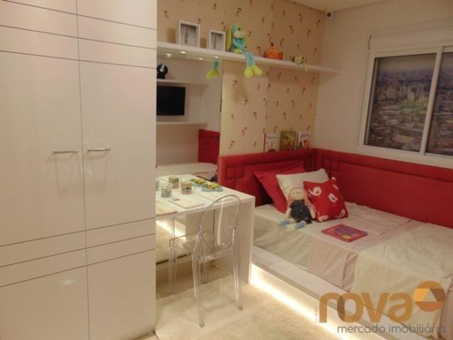 Apartamento à venda com 3 dormitórios em Setor pedro ludovico, Goiânia cod:NOV91510 - Foto 12