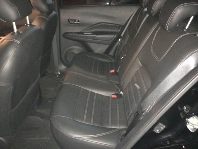 Nissan Kicks Sv 1.6 16v FlexStar 5portas Aut Preto Banco de Couro - Foto 6