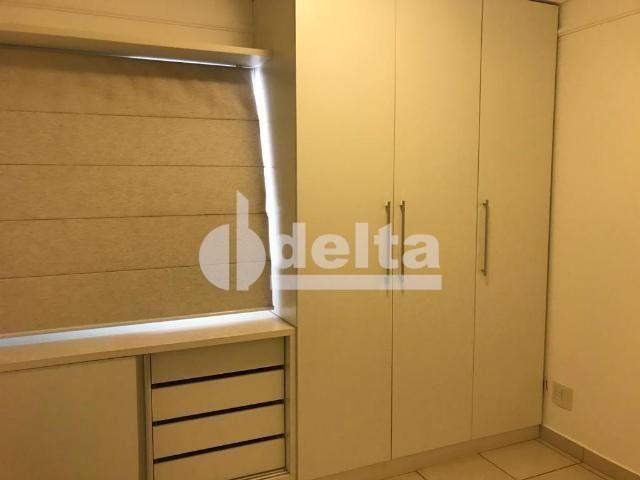 Apartamento para alugar com 3 dormitórios em Saraiva, Uberlândia cod:606262 - Foto 3