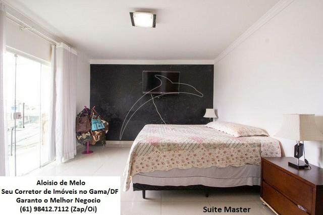 Aloisio Melo Vde: Q. 01 S/Leste! Sobrado, 2 Casas c/3 Quartos, Aceita Financ./FGTS - Foto 16