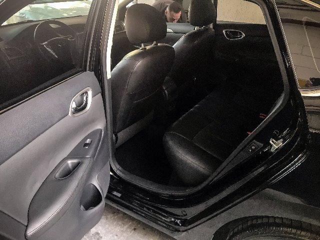 Nissan Sentra SV 2014 automático completo e impecável, baixa km - Foto 7