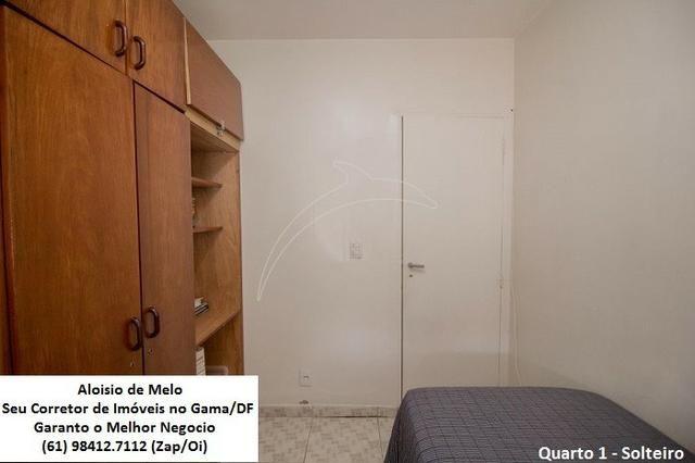 Aloisio Melo Vde: Q. 33 S/Leste, 2 Casas; Sala, Cozinha, 3 Qtos, Ac. Financiamento/FGTS - Foto 9