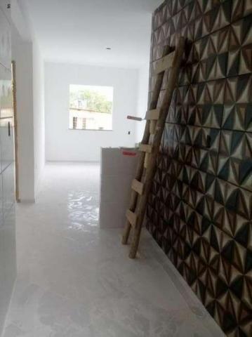 Casa com 2 dormitórios à venda, 56 m² aparti de r$ 190.000 - palhada - nova iguaçu/rj - Foto 13