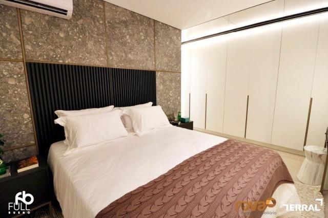 Apartamento à venda com 3 dormitórios em Setor bueno, Goiânia cod:NOV235717 - Foto 17