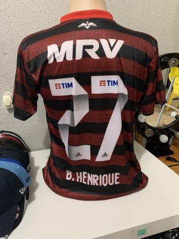 Camiseta Flamengo Apenas 10,00 - Foto 3