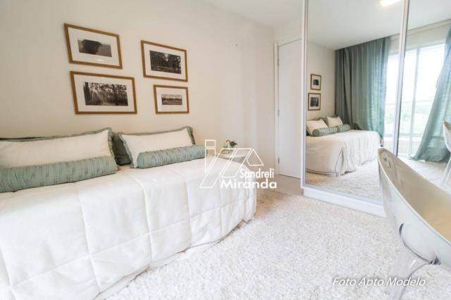 Imperator apartamento com 3 dormitórios à venda, 138 m² por r$ 950.000 - guararapes - fort - Foto 14