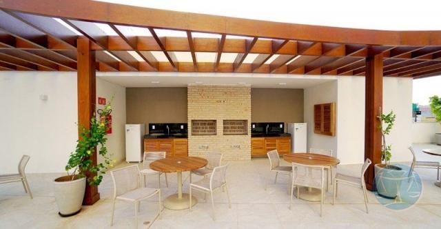 Apartamento à venda com 3 dormitórios em Barro vermelho, Natal cod:8455 - Foto 8