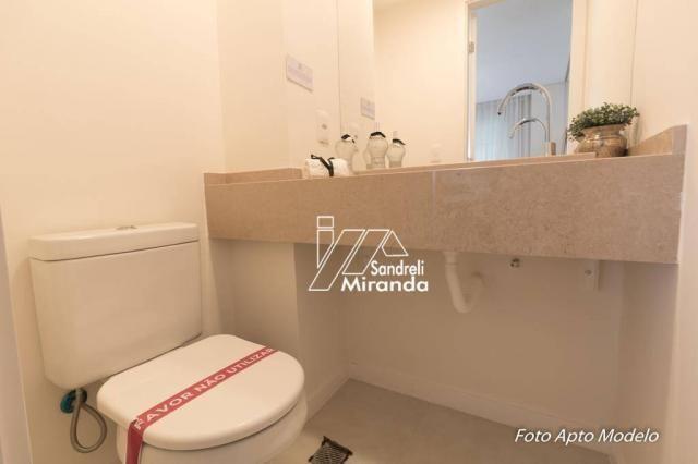 Imperator apartamento com 3 dormitórios à venda, 138 m² por r$ 950.000 - guararapes - fort - Foto 16