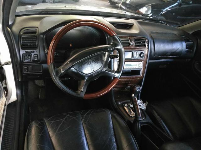 Vendo ou troco Mitsubishi galant 2.5 v6 completo - Foto 3