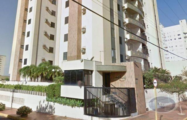 Apartamento com 4 dormitórios à venda, 105 m² por R$ 400.000,00 - Centro - Jaboticabal/SP - Foto 2