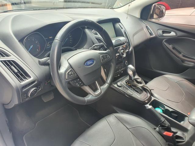 Abaixo FIPE Ford Focus Titanium Plus 2016 2.0 16V - Foto 7