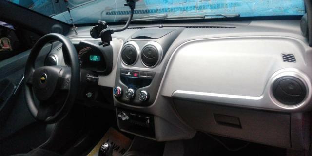 Chevrolet Agile LTZ 2013 Boas Condições - Foto 6