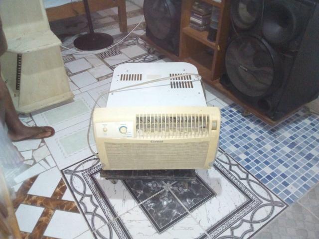 Ar condicionado,aqui em mosqueiro