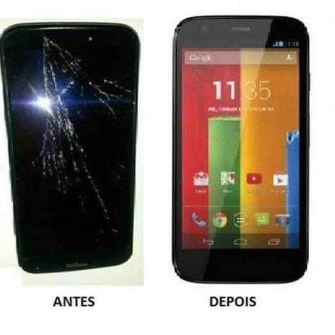 Tela Touch e Display Motorola Moto G4-G4 Play-G4 Plus