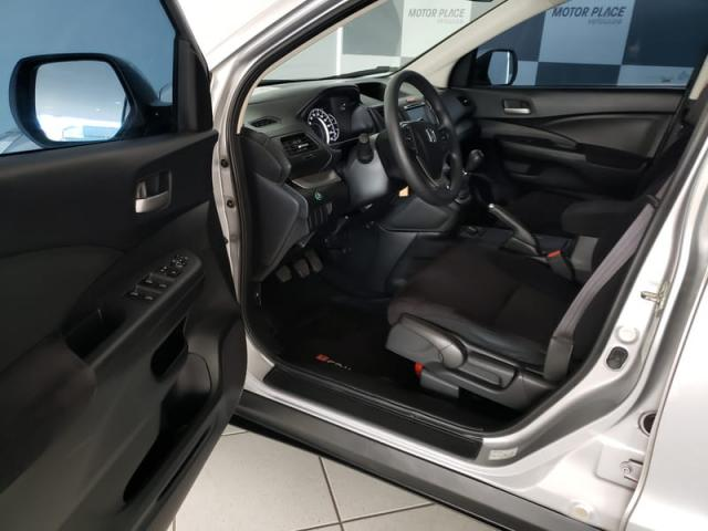 HONDA CRV 2.0 LX 4X2 16V FLEX 4P MANUAL - Foto 9