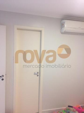 Apartamento à venda com 3 dormitórios em Setor bueno, Goiânia cod:NOV235489 - Foto 16