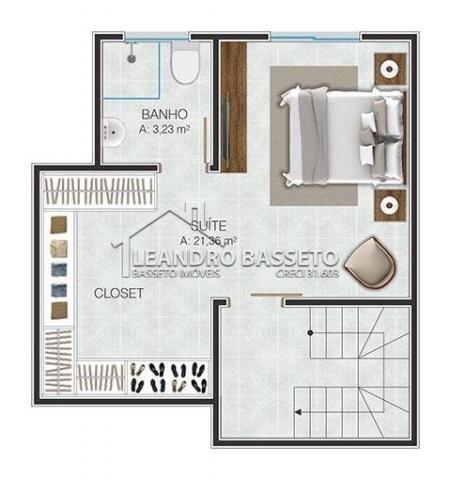 Casa à venda com 3 dormitórios em Rio tavares, Florianópolis cod:2377 - Foto 11