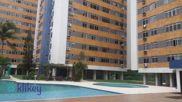 Apartamento à venda com 3 dormitórios em Varjota, Fortaleza cod:7382