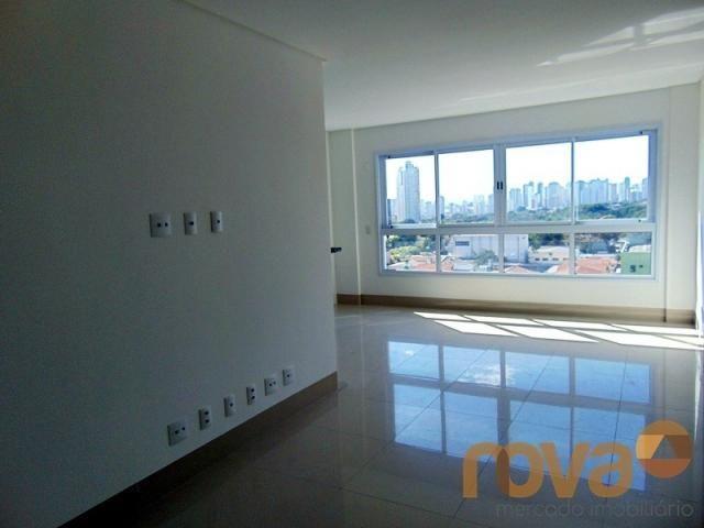Apartamento à venda com 2 dormitórios em Setor marista, Goiânia cod:NOV235714 - Foto 2