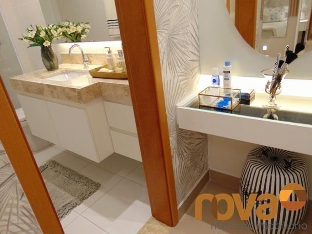 Apartamento à venda com 3 dormitórios em Setor bueno, Goiânia cod:NOV235464 - Foto 16