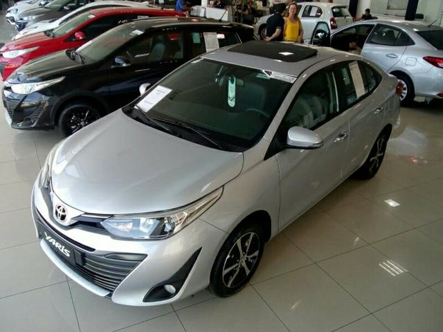 Toyota Yaris 1.5 XL Plus 2019