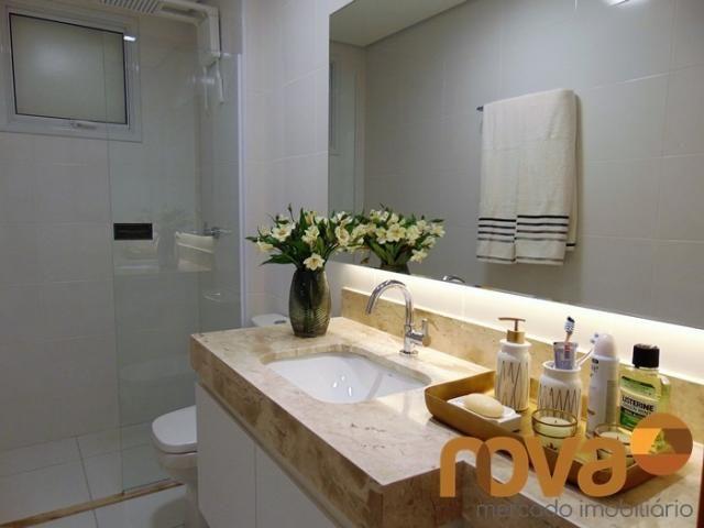 Apartamento à venda com 3 dormitórios em Setor bueno, Goiânia cod:NOV235464 - Foto 17