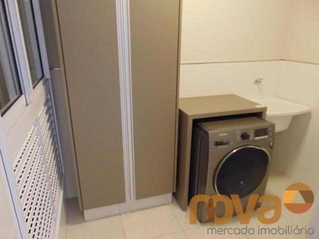 Apartamento à venda com 3 dormitórios em Residencial eldorado, Goiânia cod:NOV235562 - Foto 6