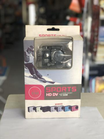 Câmera SPORTS HD + SDCard 32GB