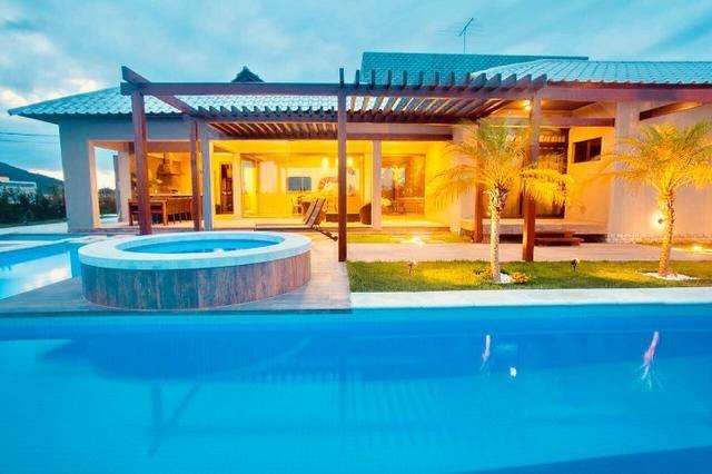 Oportunidade - Casa no Lagos Country e Resort com 5 suítes - Foto 16