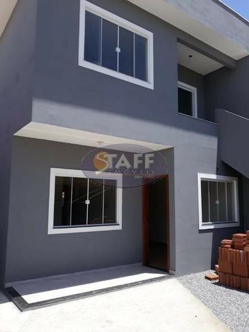 KSS- Casa duplexcom 2 quartos, 1 suíte, em Unamar - Cabo Frio