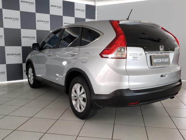 HONDA CRV 2.0 LX 4X2 16V FLEX 4P MANUAL - Foto 8