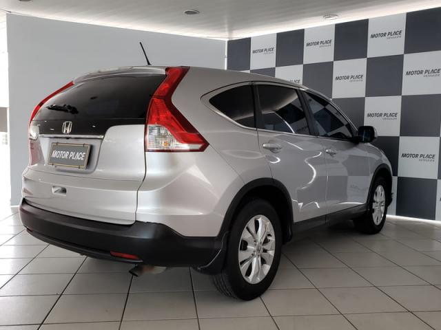 HONDA CRV 2.0 LX 4X2 16V FLEX 4P MANUAL - Foto 7