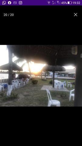 Temporada alugo veraneio Pier Jacuípe Beira Mar - Foto 14