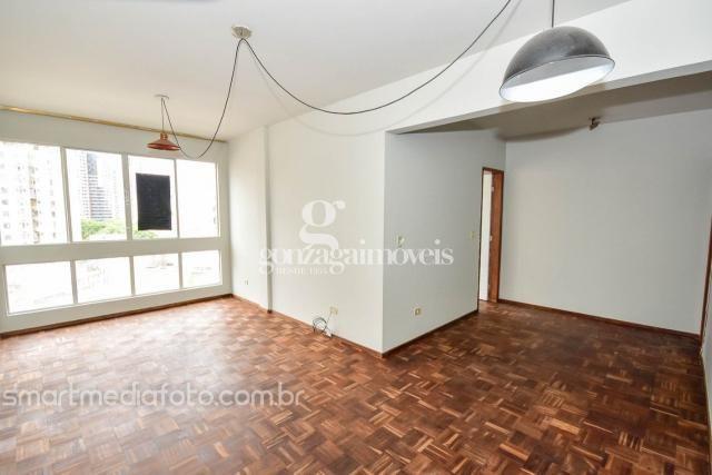 Apartamento para alugar com 1 dormitórios em Centro, Curitiba cod:49170001 - Foto 2