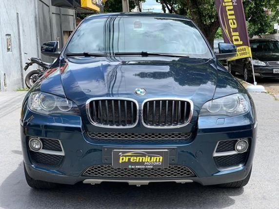 BMW X6 2012/2013 3.0 35I 4X4 COUPÉ 6 CILINDROS 24V GASOLINA 4P AUTOMÁTICO - Foto 10