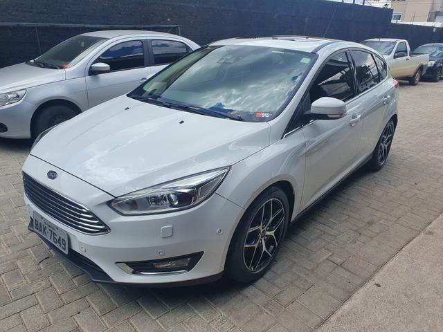 Abaixo FIPE Ford Focus Titanium Plus 2016 2.0 16V