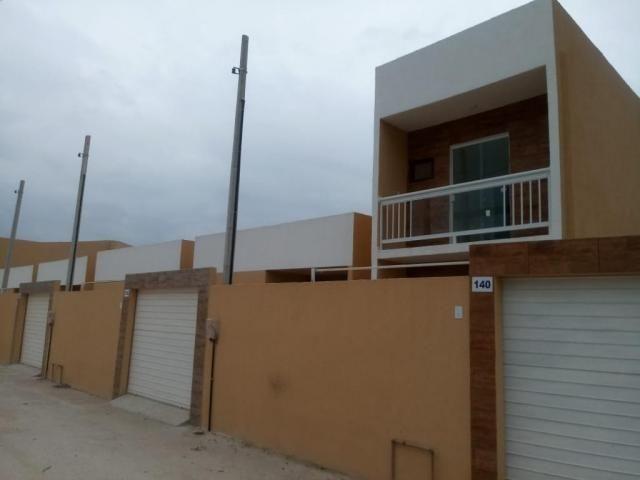 Casa com 2 dormitórios à venda, 53 m² - parque são vicente - belford roxo/rj