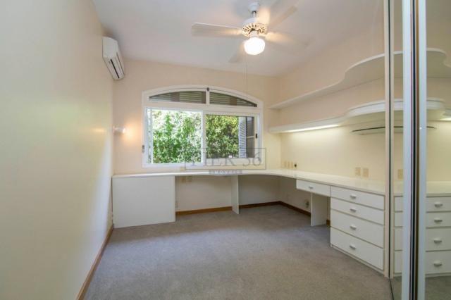 Casa de condomínio à venda com 4 dormitórios em Cavalhada, Porto alegre cod:5863 - Foto 14