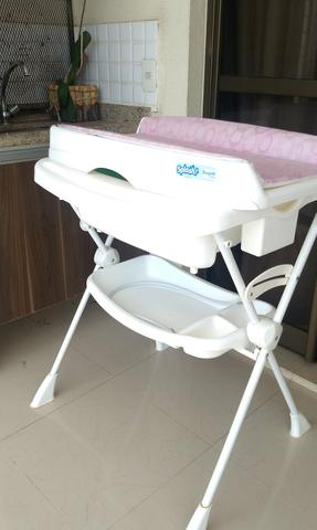 Banheira de bebê Burigotto Splash - Foto 4