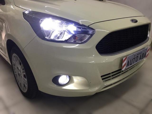 Par Faróis de Milha Neblina Ford Fiesta New Fiesta KA e New KA Lentes de Vidro
