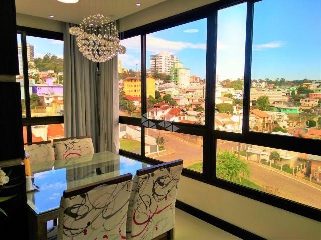 Apartamento à venda com 1 dormitórios em Progresso, Bento gonçalves cod:9888930 - Foto 3