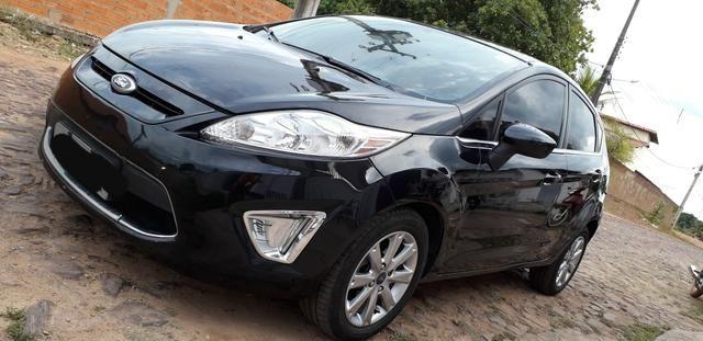 Ford new fiesta se 1.6 16v Flex 5p