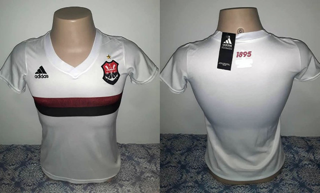 Camisas de Futebol do Flamengo - Foto 4