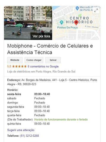 Display, tela Iphone 7 em 12 x sem juros, Já colocada com garantia Mobiphone - Foto 5