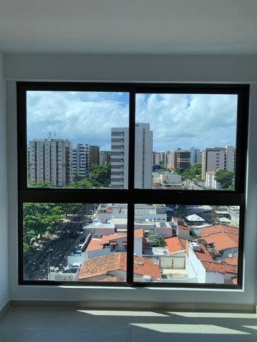 Apartamento na Ponta Verder, 2 quartos na Rua Prof. Sandoval Arroxelas - Foto 14