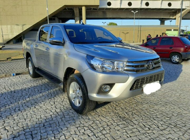 Hilux Ano 2018/2018
