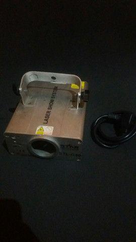 Laser show system vendo ou troco